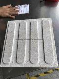 Pedra de pavimentação do revestimento cinzento de Perth das cortinas do granito para o Paver da passagem