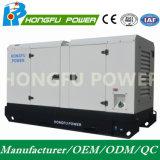 100KW 125kVA Cummins generador eléctrico puede funcionamiento en paralelo el uso del suelo