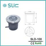 LED de iluminação das lâmpadas de metro 3.8W para Paisagem (SLD-100)
