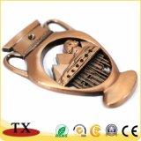 Atrações do Egipto Gold metal magneto frigorífico