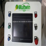 Máquina de molde automática cheia da compressão do tampão da garrafa de água da bebida