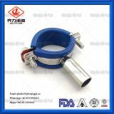 El tornillo de fijación 304/316L sanitarias colgador de tubo de acero inoxidable