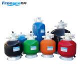 Media de filtro laterales de calidad superior de arena del montaje de Freesea