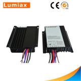 regulador del cargador del panel solar del regulador de 10A 12/24V para la batería de litio