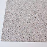 Polycarbonatesheet colorida de alta qualidade/ Folha em relevo