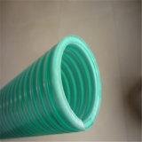 Boyau renforcé industriel spiralé de pipe d'irrigation d'aspiration de PVC