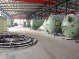 Recipiente da embarcação do tanque da fibra de vidro FRP da fibra de vidro de GRP