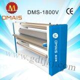 Lamineur à grande vitesse froid chaud de rouleau de silicones de Dmais 180mm