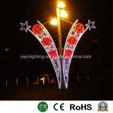 Calle LED 2D de la luz de la decoración de Navidad