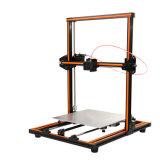 Impressora grande do tamanho E12 3D da cópia do Metade-Jogo popular de Anet