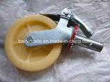 Roue chariot Roue en caoutchouc solide pour la Chine de roulette à usage intensif