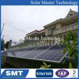 Los soportes de montaje soporte Solar Los soportes de acero galvanizado de la energía solar la estructura de la estantería