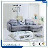 Il sofà dell'insieme di salone di disegni della casa del cuoio genuino estrae la base di sofà