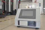 Rigidez em flexão de papelão Digital máquina de ensaio