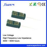 16V Leverancier van de Condensator van de Impedantie van het Lage Voltage van 1000UF de Lage Elektrolytische
