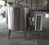 Réservoir froid de yaourt de réservoir de lait de réservoir de stockage de réservoir de refroidissement du lait