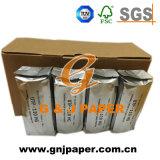 UTP-110HD de 110mm*20m delicado papel sintético para la impresión térmica