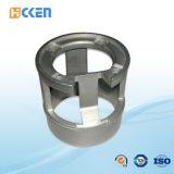 O costume da fábrica anodiza a tampa de máquina de alumínio da carcaça da areia da precisão