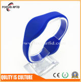 Wristband/pulsera duales de la frecuencia Lf/Hf/UHF RFID