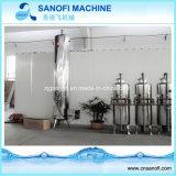 Filtro a sacco per la strumentazione di trattamento di osmosi d'inversione dell'acqua