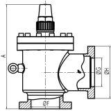 De Klep van de Compressor van de Schroef van het Type van Bitzer