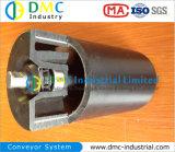 Materiales de UHMWPE Piezas Transportador de rodillos transportadores tensores