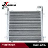 China Intercambiador de calor, radiador de aluminio para Hitachi