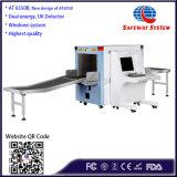 Machine van de Röntgenstraal bij-6550b van de Scanner van de Bagage van de Röntgenstraal van het Systeem van de röntgenstraal de Model