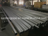 Liquid Round Welded Steel Pipe 304.310 stainless Steel Tubes