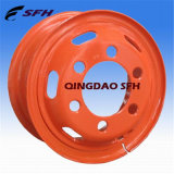 Steel Wheel for Light Truck tube Steel Wheel Rim (5,50-16, 6,00-16, 6.5-16)