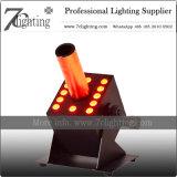Projector van Co2 van de Hoek van het kleurrijke LEIDENE Kanon van Co2 de Regelbare