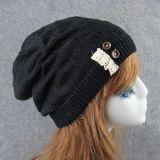 Пользовательские моды женщин Beanie винты с головкой под зимний предупредить Red Hat
