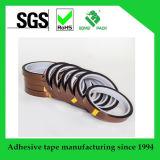 Bande électrique de vente d'isolation de colle de film diélectrique adhésif chaud de Polyimide