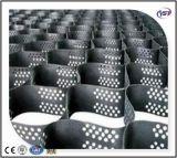 Plástico Geocells del HDPE de la grava/del estabilizador de la piedra/del suelo