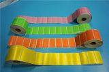 La mejor etiqueta autoadhesiva termal directa de la impresora del código de barras de la escritura de la etiqueta de Qualtiy