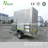 Toalete móvel com sistema de recicl da água