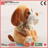 Molle eccellente sveglia cane di giocattolo farcito nuova peluche per i bambini/abbraccio dei capretti