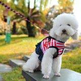 De zachte Comfortabele Toebehoren van het Huisdier bekleden de Gemakkelijke Uitrusting van de Hond van de Gang