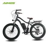 شاطئ طرّاد [26ينش] إطار العجلة سمين درّاجة كهربائيّة [250و]