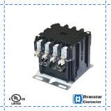 Contactor superventas de la CA del acondicionador de aire de la Aire-Estafa de la serie de Hcdp para el motor al aire libre de 4p 40A 24V