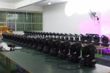 150W 의 무선 DMX512 LED 이동하는 맨 위 반점 빛 3in1 광속 반점 세척