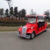 8 Seaters elektrische Weinlese-Hochzeits-Autobatterie 48V