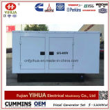 34kw/42.5kVA impermeabilizan el generador diesel silencioso del pabellón con el motor de Lovol (25-200kVA/20-160kw)