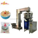Máquina de empacotamento de sopro automática do malote do cereal de pequeno almoço para o bebê