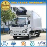 4X2 5 T gekühlter LKW Isuzu Impfstoff-und Nahrungsmitteltransport-LKW