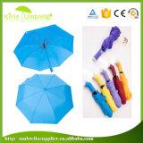 卸し売り21inch x 8Kの自動広告の3つのフォールドLEDの傘