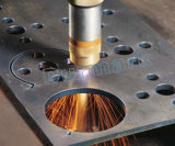 Découpage de plaque de fer de plasma de commande numérique par ordinateur d'acier du carbone/machine de gravure
