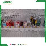 Acrylique pousseurs étagère de printemps pour les étalages de cigarettes