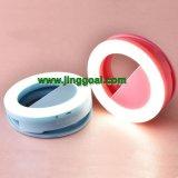 Luz circular Selfie LED Recarregável