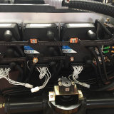 3つの車輪の電気フォークリフト1.8t